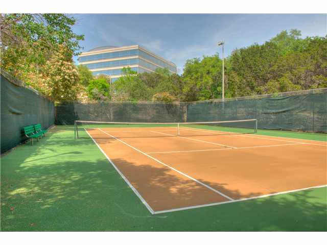 1233 Spyglass Drive tennis