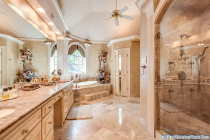 Master Bath after post processing