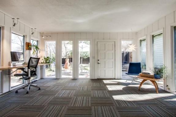2344 Pinebluff Sunroom office