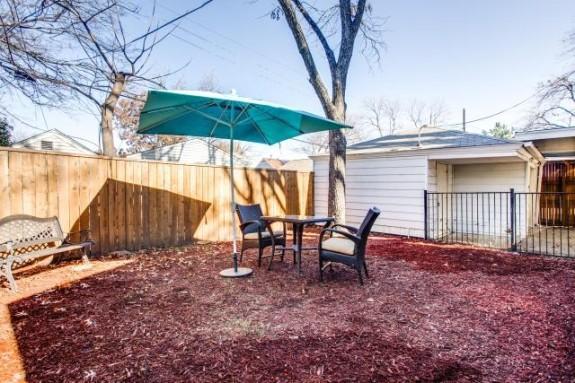 5915 Anita  Backyard