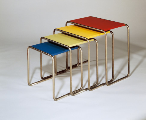 Bauhaus Table Color