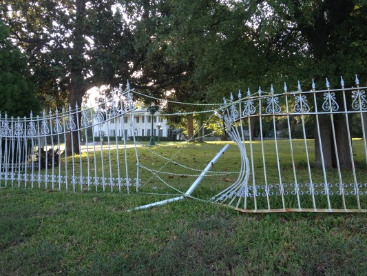 Belle Nora Fence
