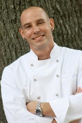 Boot Ranch Chef Aaron Streitmater