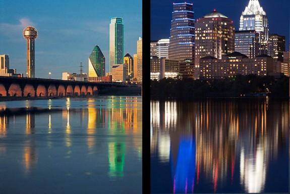 Dallas Vs Austin