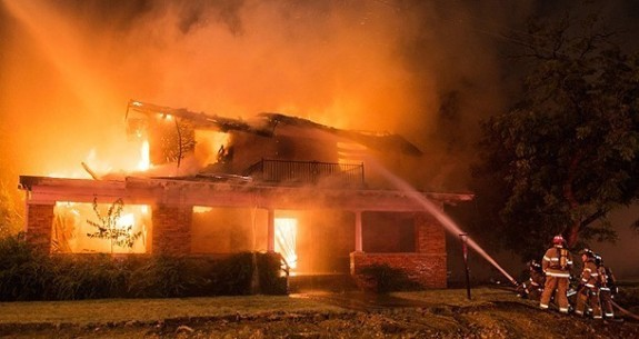 Dillow Fire