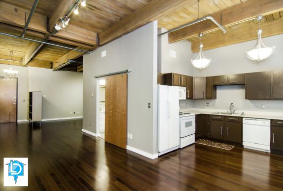 Elm Street Kitchen Living