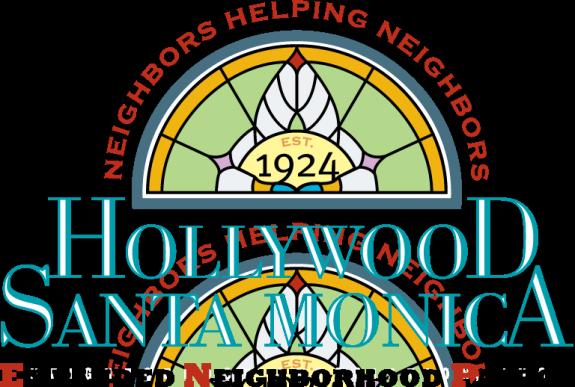 Hollywood Santa Monica logo