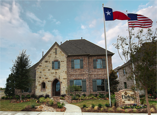 New-Homes-in-Frisco-Texas-Lawler-Park