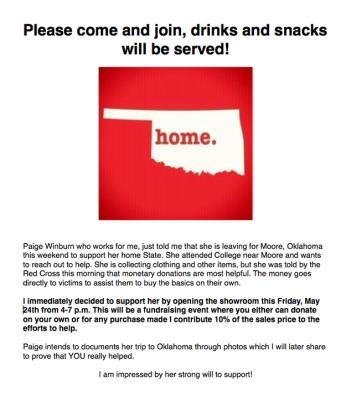 Oklahoma red
