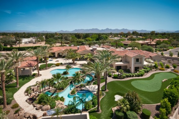 Paradise Valley overview
