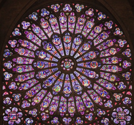 Paris Stained Glass