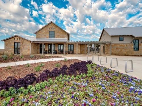 Phillips Creek Ranch house