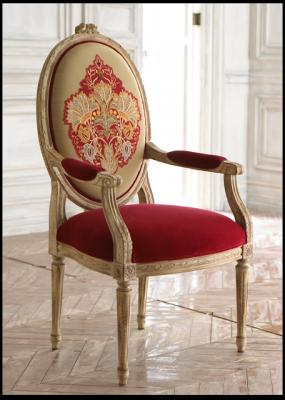 Schaeffler Red Chair
