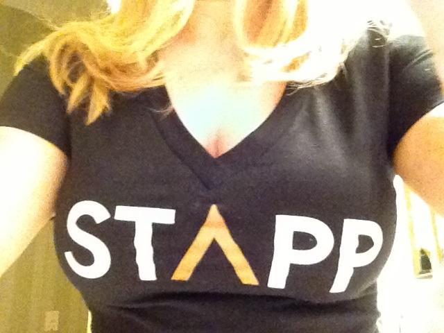 Stapp tee shirt