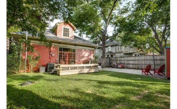 Tremont Backyard